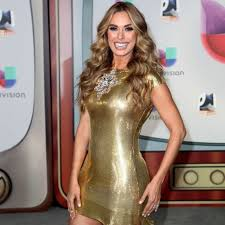 Galilea started her career in the media when she won the contest la chica tv in 1993. Pictures Of Galilea Montijo