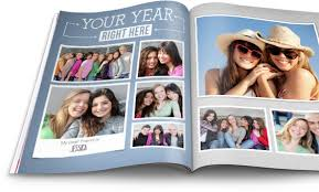 every student gets two free pages printed only in their unique copy of the yearbook to fill with personal photoemories