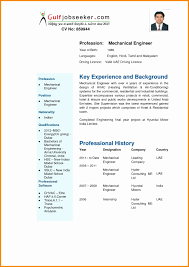 Mechanical Engineer Resume Templates New Mechanic Cv Resume Unique