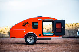 Small Car Camper The Trailer Timberleaf Teardrop Trailers Tiny Trailers Tiny