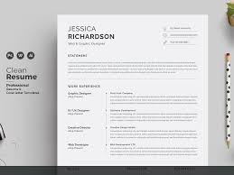 Resumecv By Resume Templates On Dribbble