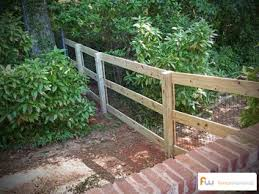 wood and wire fences. Delighful Wood Wood And Wire Fencing On And Fences O
