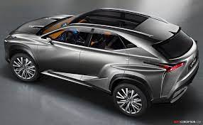 New Lf Nx Concept Hints At Potential Compact Lexus Suv Autoconception Com Lexus Rx 350 Lexus Suv Lexus Crossover