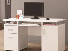 white office desk ikea. full size of small officemagnificent office desk ikea engineered wood construction white finish