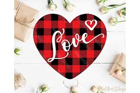 All contents are released under creative commons cc0. Plaid Heart Svg Valentine Svg Valentines Day Svg Love 409042 Illustrations Design Bundles