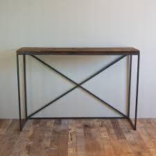 narrow black console table. Living Room:Console Table With Seating And Best Console Tables For Small Spaces Mission Narrow Black