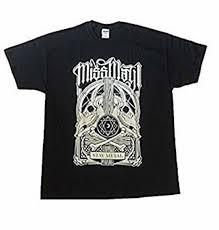 Miss May I Goat Skulls Official Mens T Shirt Men Women Unisex Fashion Tshirt Black Silly T Shirts Interesting T Shirts From Designprinttshirts02