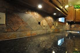 black granite countertops with tile backsplash. Black Granite Countertops With Tile Backsplash Home