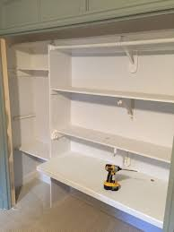 turn closet into office. Large Of Piquant Turning A Bedroom Closet Into Office Storage Using Bookcases Chris Turn