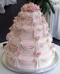 pink wedding cakes best of cake