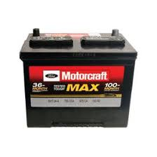 Auto Value Tested Tough Max Battery Motorcraft