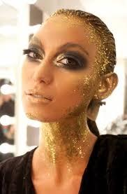 gold leaf photoshoot makeupphotoshoot ideasmermaid