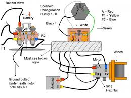 wiring diagram electric winch wiring diagrams and schematics tiger wire diagrams easy simple detail ideas general exle best