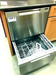 O Drawer Dishwasher
