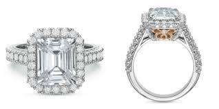 Romantic Rose Gold Engagement Rings King Jewelers