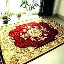 waterproof outdoor rugs precious rug pad area polypropylene under mat by corner indoor