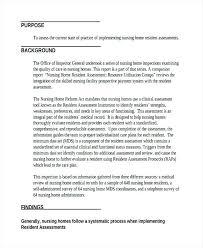 Example Of Nursing Ent On Interview Evaluation Form Registered Nurse ...