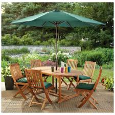 Round Patio Dining Sets Patio Furniture Outdoor Dining Set With