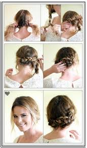 Hair Style Formal easy updos for short hair tutorial hairstyles pinterest 2469 by wearticles.com
