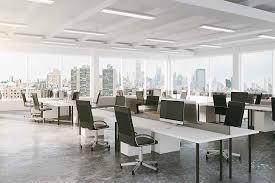 Open floor office Office Workspace Open Floor Plan Office Customonitcom Should Your Business Have An Open Floor Plan Office Coverwallet