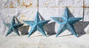 metal star wall decor:  large plasma cut metal star wall decor