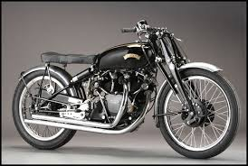 the most beautiful engine of all vincent motorcycles return of