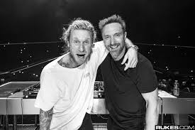 He first got a taste of the limelight with his 2009 album one love which included the hit singles when love takes. David Guetta And Morten Stoke The Future Rave Fire With Save My Life Dancing Astronaut