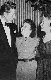 Edith Piaf with Danny Kaye