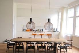 lighting for dining area. horrible wooden table and dark chairs also dining room lighting ideas for area t