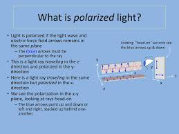 Polarization Of Light Physics Ppt Ppt What Is Polarized Light Powerpoint Presentation Free
