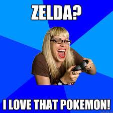 Annoying Gamer Girl memes | quickmeme via Relatably.com