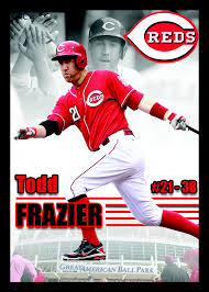 custom baseball cards 2015 custom baseball card set todd frazier 4 jason s custom