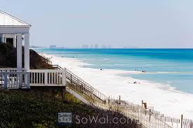 one of the santa rosa beach waterfront properties that you will find is beachfront