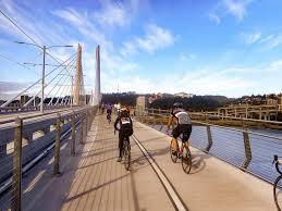 Portland Milwaukie Light Rail Bridge Portland Milwaukie Light Rail Bridge Eloyan Architects