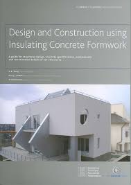 design and construction using insulating concrete formwork