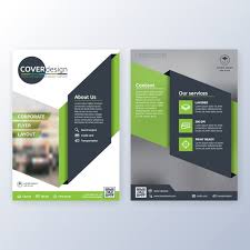 catalog template free business brochure template vector free download