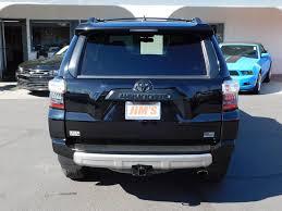 2015 Used Toyota 4Runner 4X4 w/ Trail Edition Premium Pkg at Jim's ...