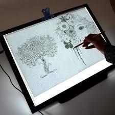 Light Box Drawing Tracing