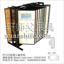 Wallpaper Display Stand Impressive Paint Wallpaper Sample Exhibition Display Stand 翻页展示柜