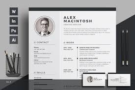 Resume Format Indesign Therpgmovie
