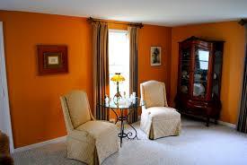 Orange Paint Living Room Similiar Pumpkin Colored Paint For Living Room Keywords