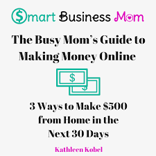 how to make a website logo online smart business mom make money online