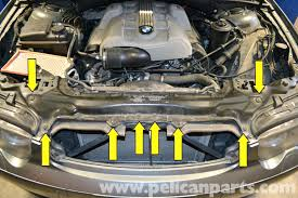 bmw the infamous alternator bracket oil leak on the e65 bmw 7 large image