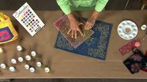 pebeo setacolor opaque fabric paint
