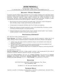 It Program Manager Resume Sample Program Supervisor Resume Pattern ...