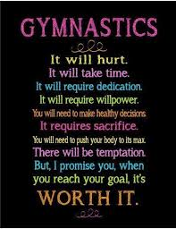 Gymnastics Quotes Stunning Love This Gymnastics Quote Very Inspiring Sports Mom Life