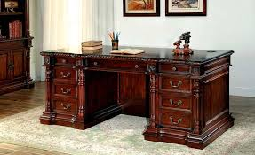 Traditional Cherry Office Desk Desks