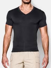 under armour heat gear. under armour heatgear v-neck t-shirt heat gear s