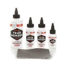 bish s original tear mender instant adhesive 4 bottle repair kit 7979309