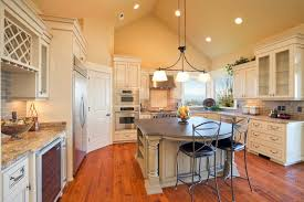 vaulted ceiling kitchen lighting. Exellent Vaulted Lighting Ideas For Vaulted Ceilings Kitchen With Ceiling O